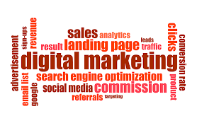 Digital Marketing In A Nutshell For Readers